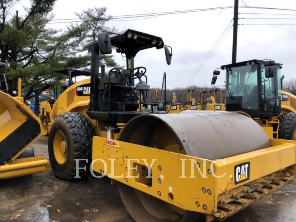 Detail photo of 2016 Caterpillar CS54B from Construction Equipment Guide