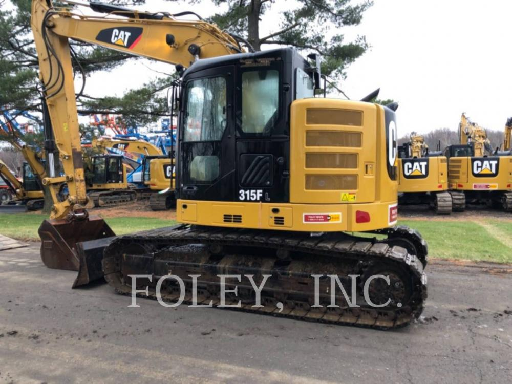 Detail photo of 2017 Caterpillar 315F from Construction Equipment Guide