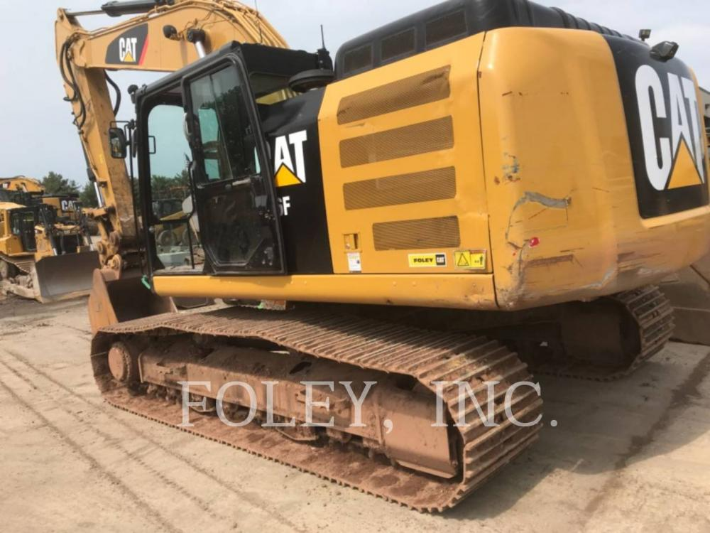Detail photo of 2015 Caterpillar 326FL TC from Construction Equipment Guide