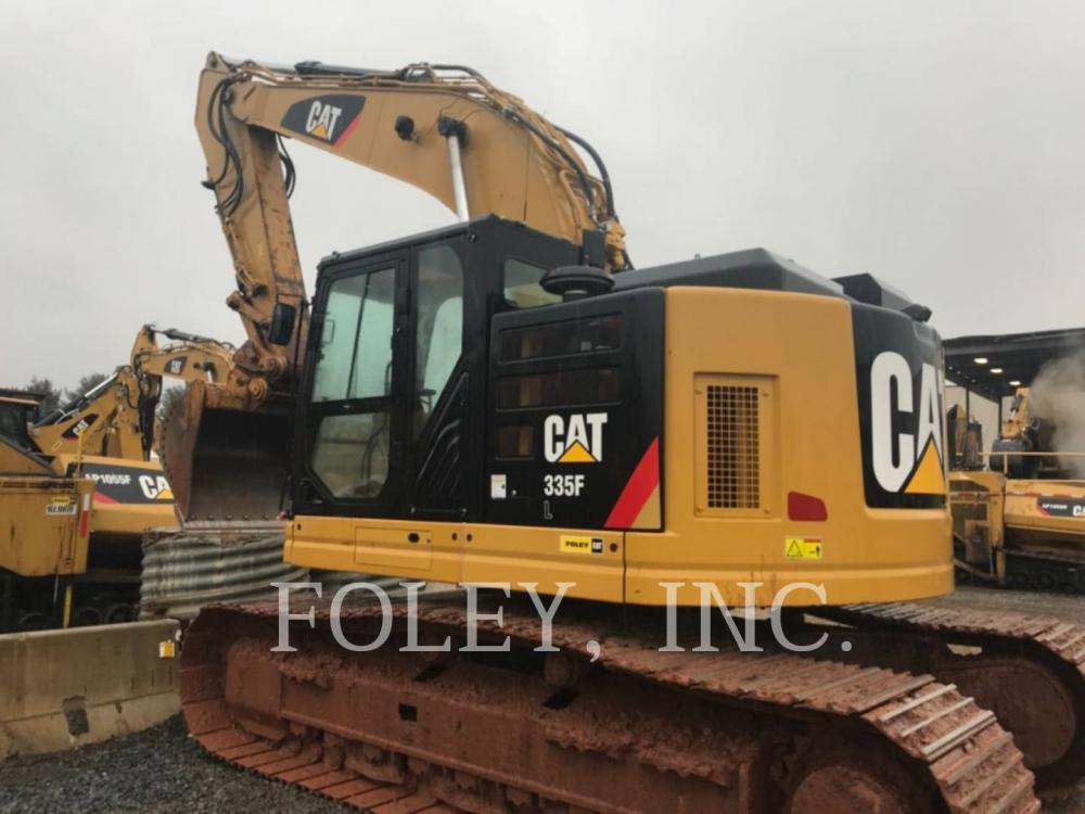 Detail photo of 2016 Caterpillar 335F CRT from Construction Equipment Guide