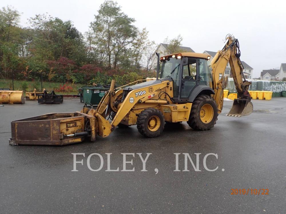 Detail photo of 2005 John Deere 710G from Construction Equipment Guide