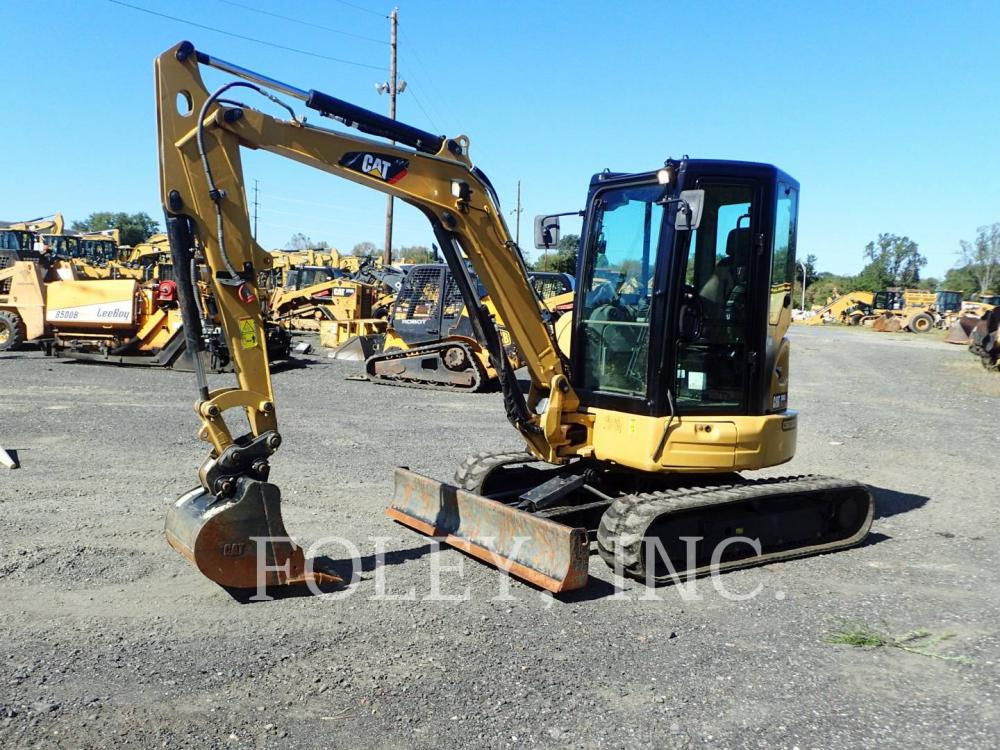 Detail photo of 2015 Caterpillar 304E2 from Construction Equipment Guide