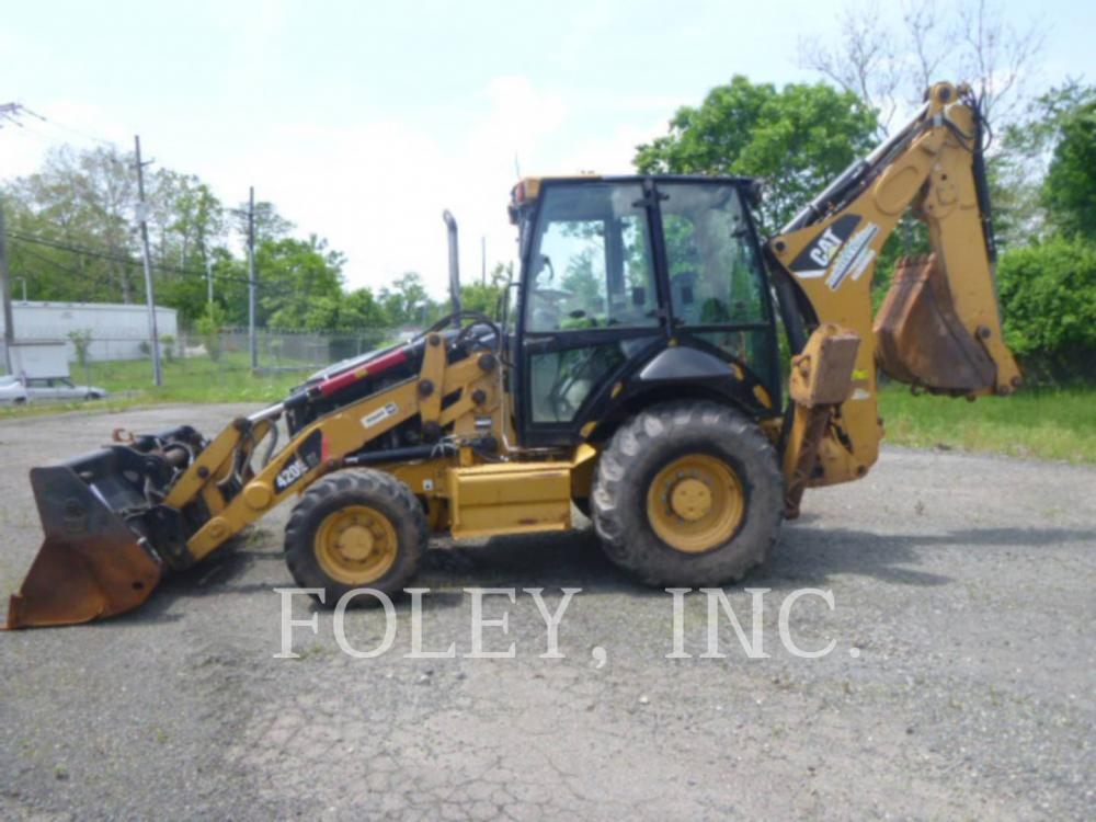 Detail photo of 2007 Caterpillar 420E IT from Construction Equipment Guide
