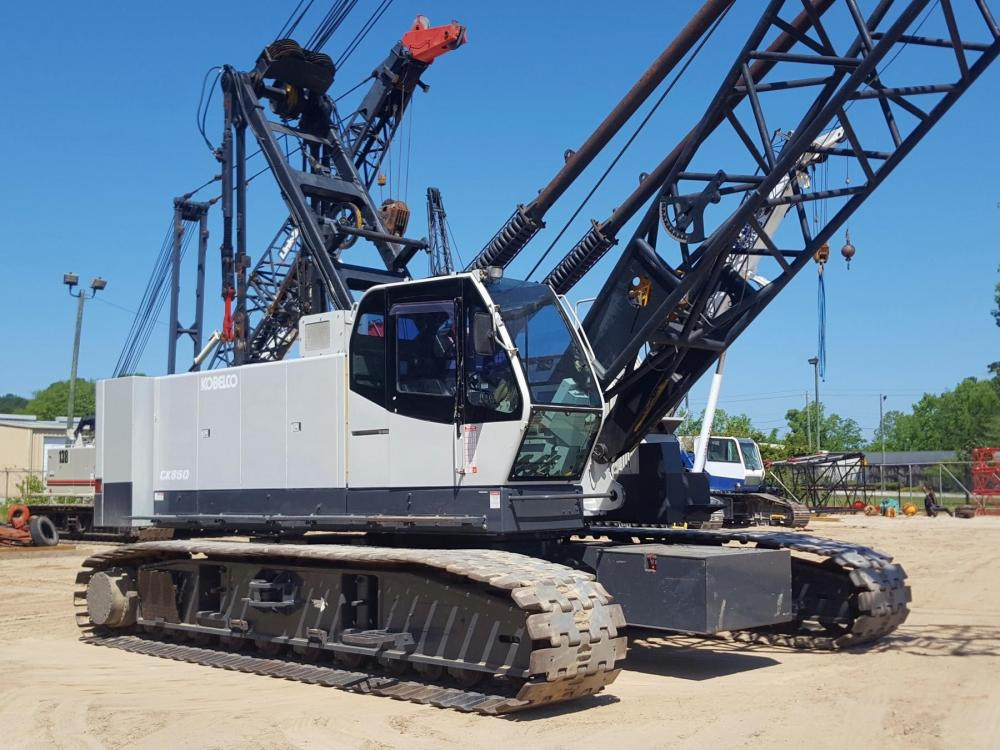 Detail photo of 2007 Kobelco CK850 III from Construction Equipment Guide