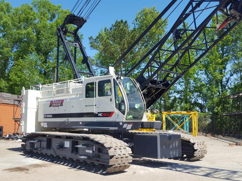 Detail photo of 2017 Terex HC 110-1 from Construction Equipment Guide