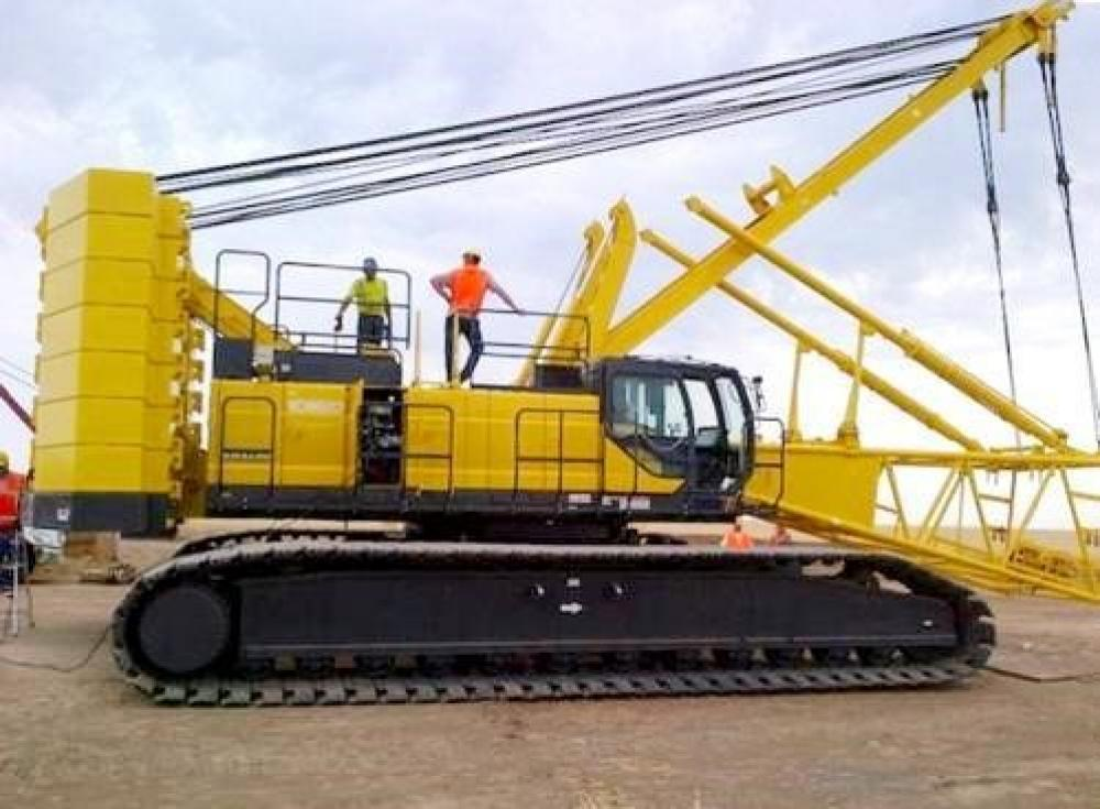 Detail photo of 2012 Kobelco CK2750G from Construction Equipment Guide