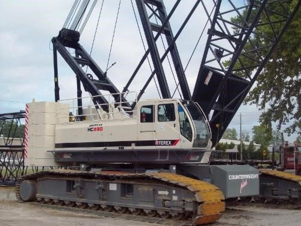 Detail photo of 2014 Terex HC 230 from Construction Equipment Guide