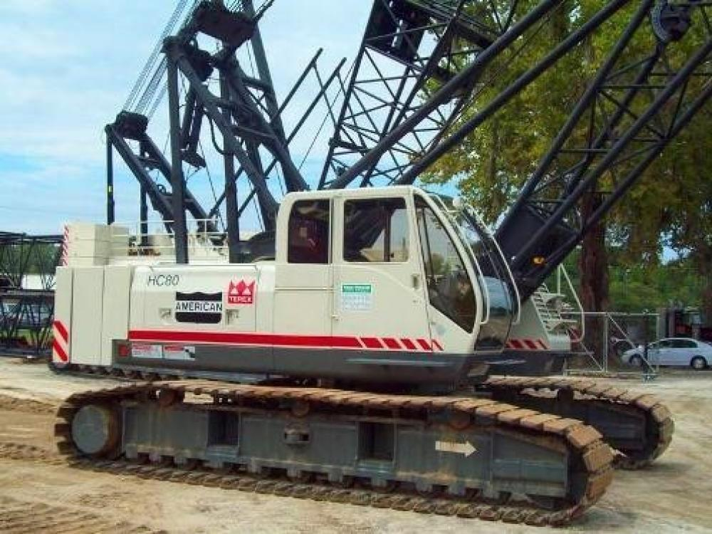 Detail photo of 2017 Terex HC 80 from Construction Equipment Guide