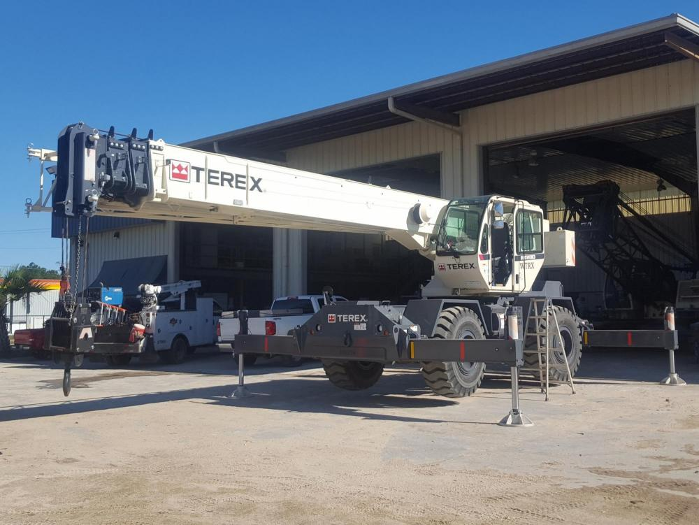 Detail photo of 2016 Terex RT 230 from Construction Equipment Guide
