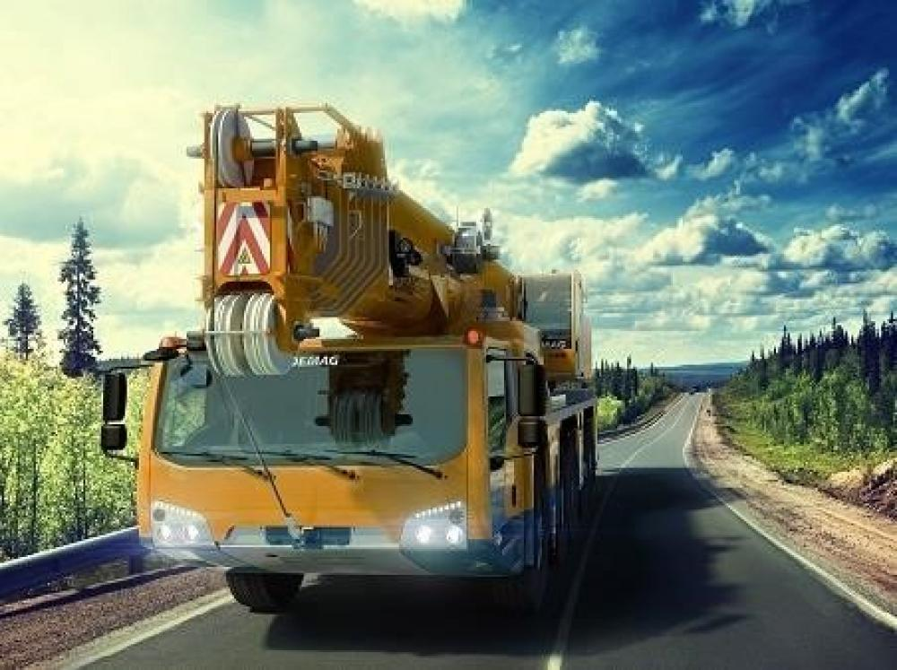 Detail photo of 2018 Demag AC220-5 from Construction Equipment Guide