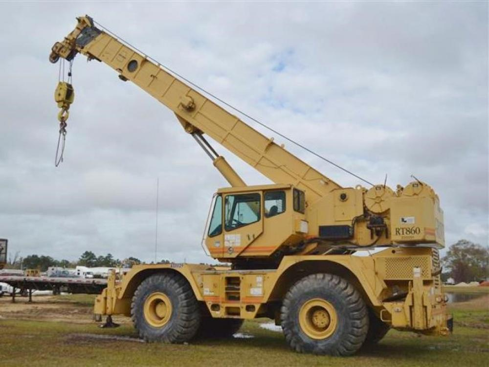Detail photo of 1999 Grove RT860 from Construction Equipment Guide