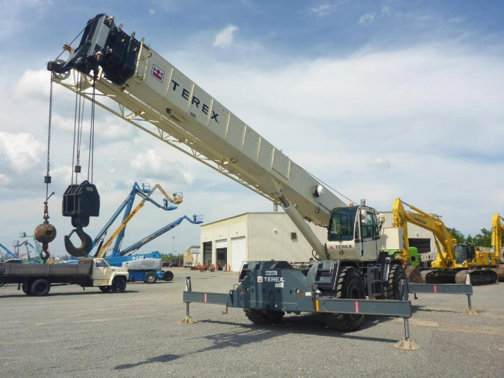Detail photo of 2013 Terex RT 555 from Construction Equipment Guide