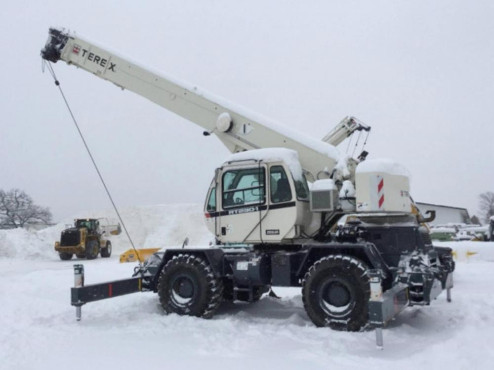 Detail photo of 2012 Terex RT 230-1XL from Construction Equipment Guide