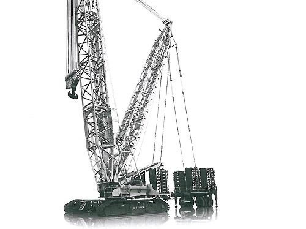 Detail photo of 2019 Terex SUPERLIFT 3800 from Construction Equipment Guide