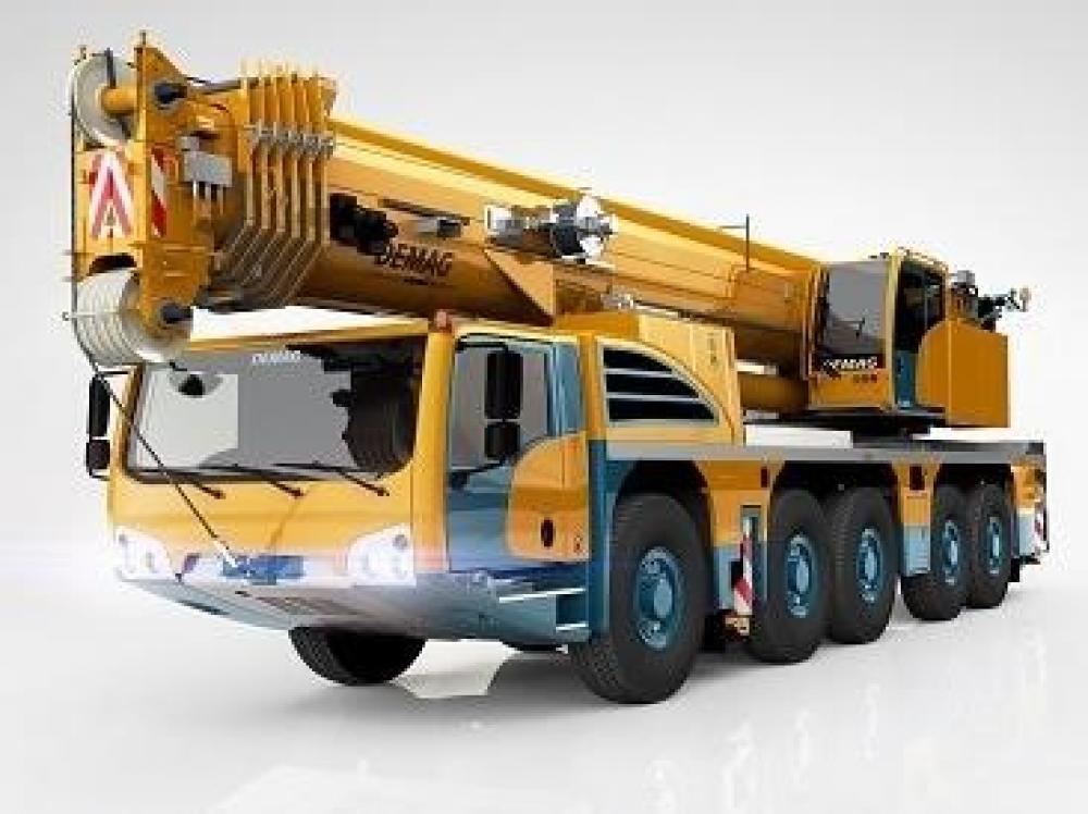 Detail photo of 2019 Demag AC250-5 from Construction Equipment Guide