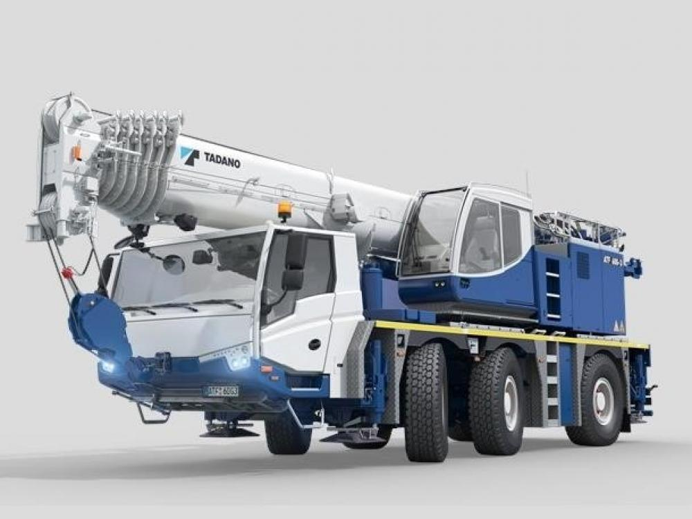 Detail photo of 2019 Tadano ATF-60-3 from Construction Equipment Guide