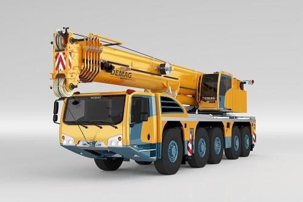 Detail photo of 2019 Demag AC160-5 from Construction Equipment Guide