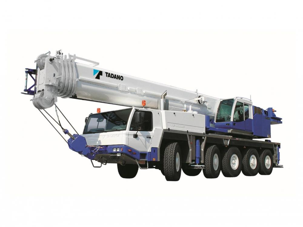 Detail photo of 2019 Tadano ATF-110G-5 from Construction Equipment Guide