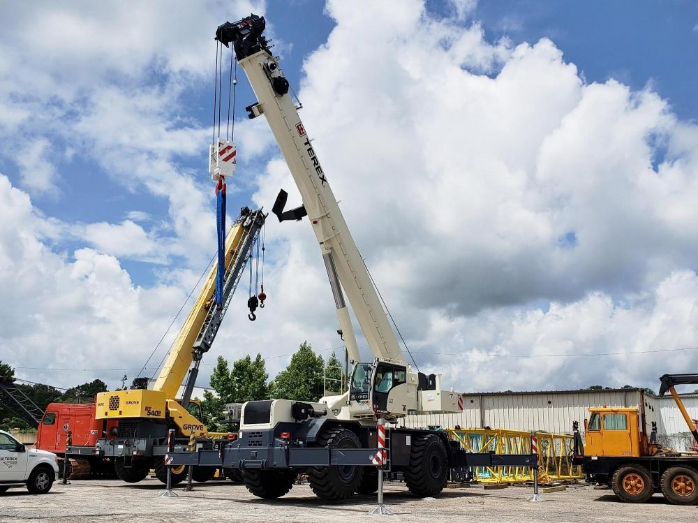 Detail photo of 2019 Terex RT 100 from Construction Equipment Guide