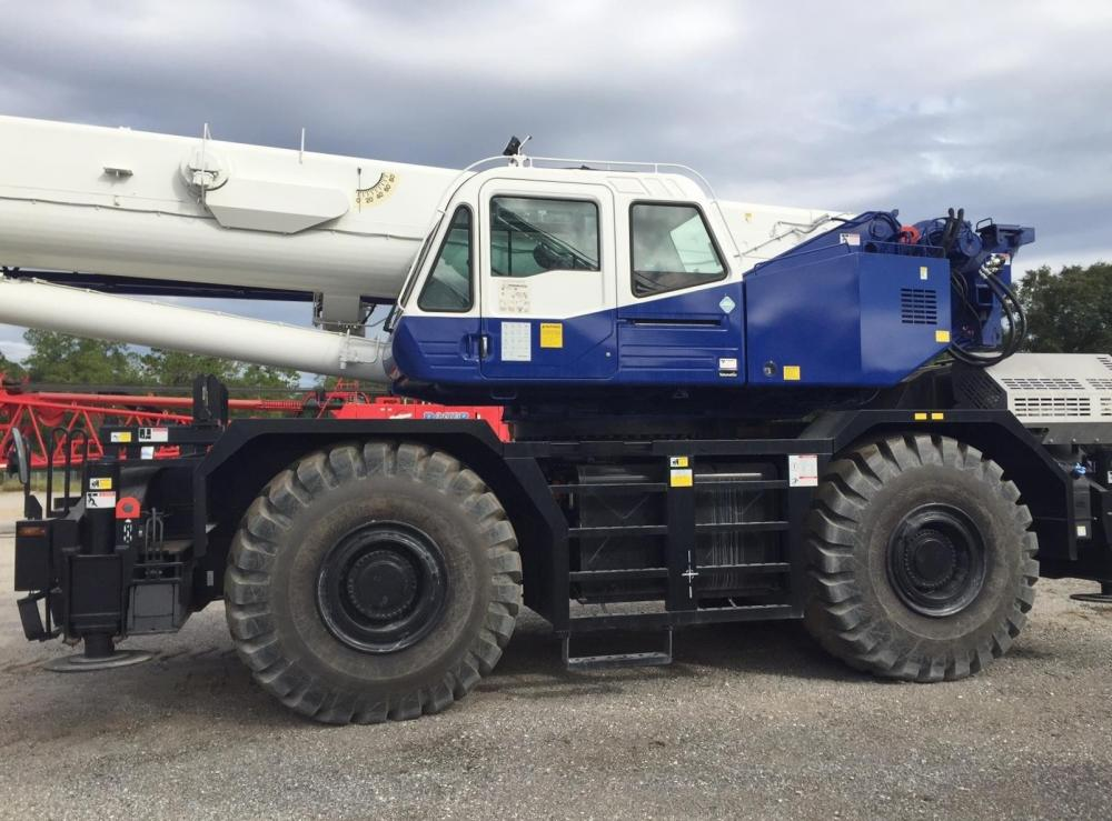 Detail photo of 2015 Tadano GR1000XL-3 from Construction Equipment Guide
