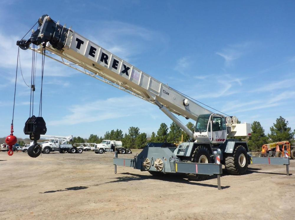 Detail photo of 2007 Terex RT 780 from Construction Equipment Guide