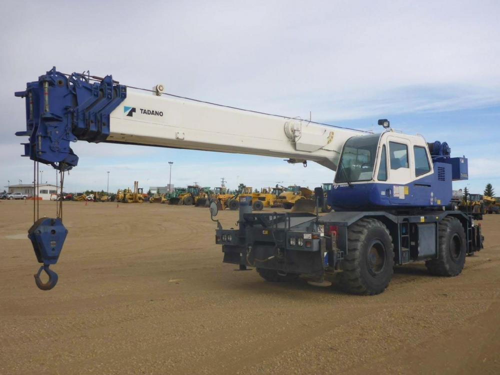 Detail photo of 2006 Tadano TR-300XL-4 from Construction Equipment Guide