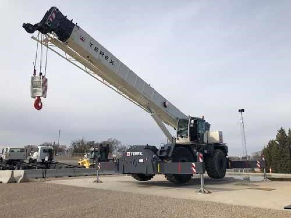 Detail photo of 2018 Terex RT 670 from Construction Equipment Guide