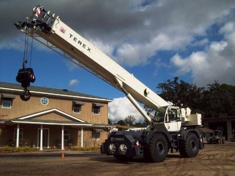 Detail photo of 2016 Terex RT 780 from Construction Equipment Guide