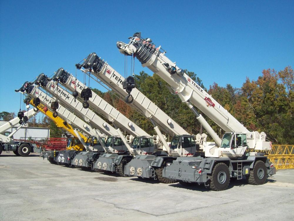Detail photo of 2017 Terex QUADSTAR 1100 from Construction Equipment Guide