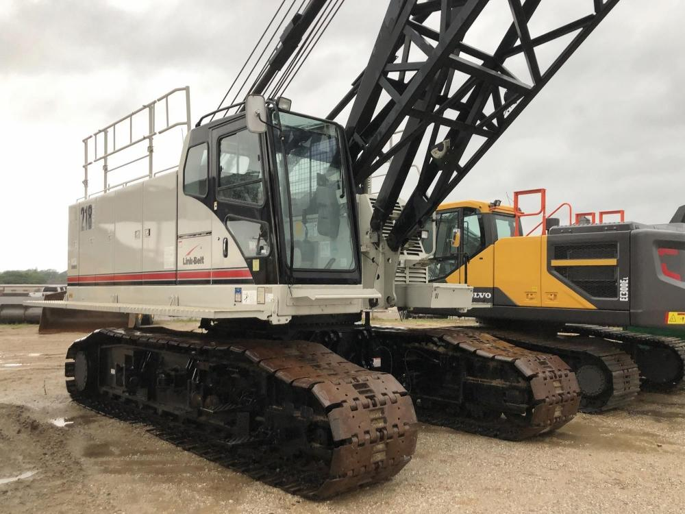 Detail photo of 2015 Link-Belt 218 HSL from Construction Equipment Guide