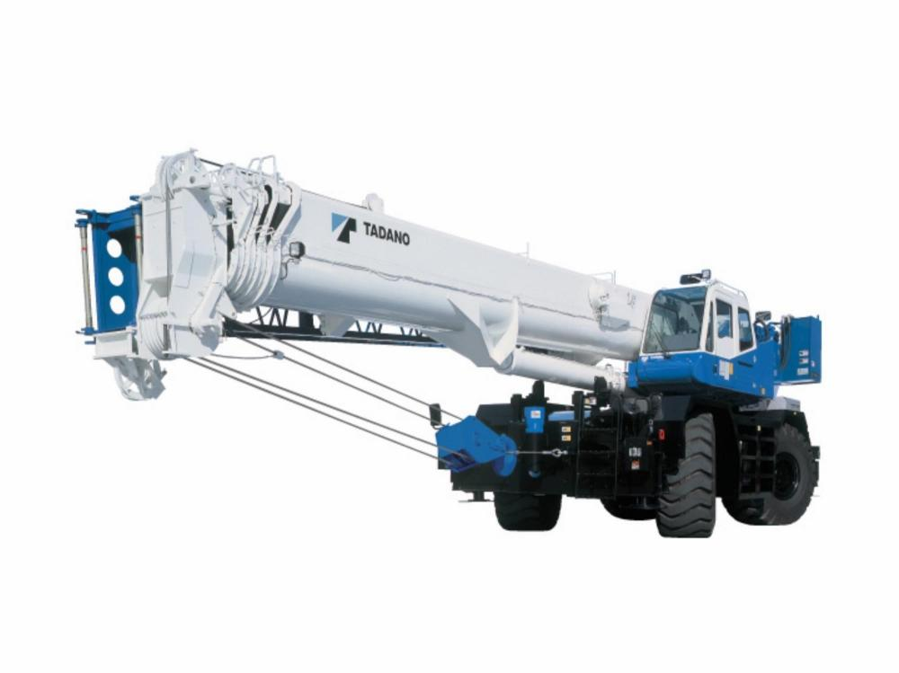 Detail photo of 2019 Tadano GR1000XL-3 from Construction Equipment Guide