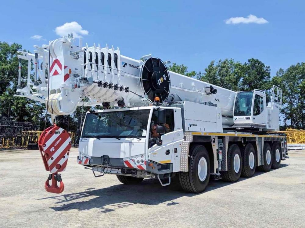 Detail photo of 2020 Tadano ATF220G-5 from Construction Equipment Guide