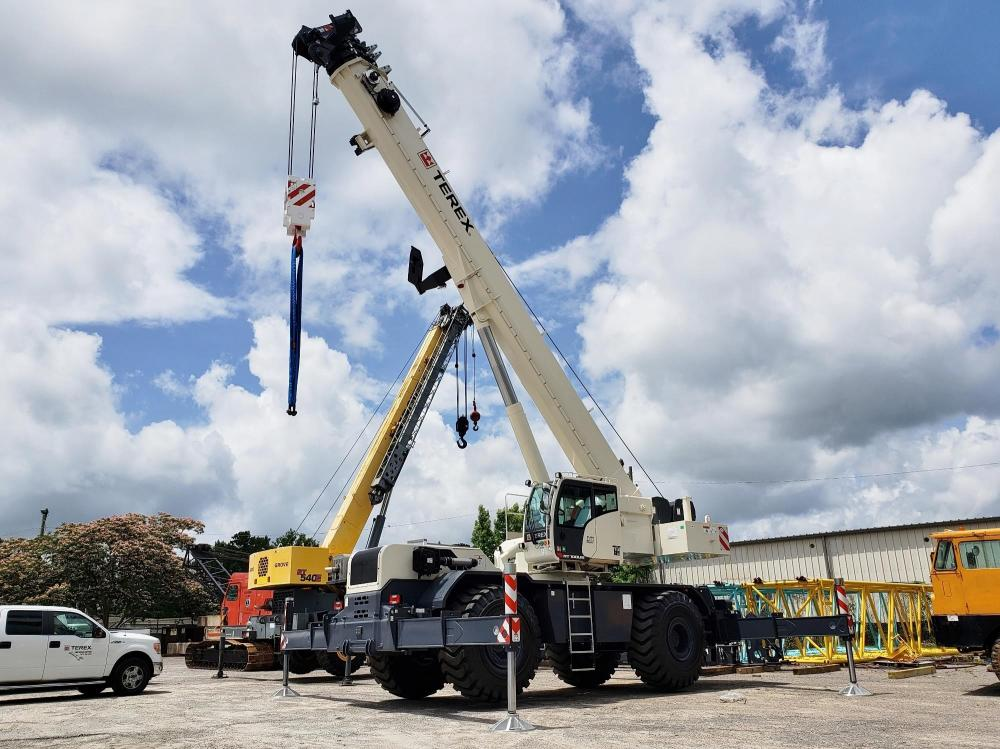 Detail photo of 2018 Terex RT 100 from Construction Equipment Guide