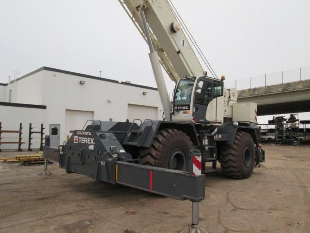 Detail photo of 2014 Terex RT 670 from Construction Equipment Guide