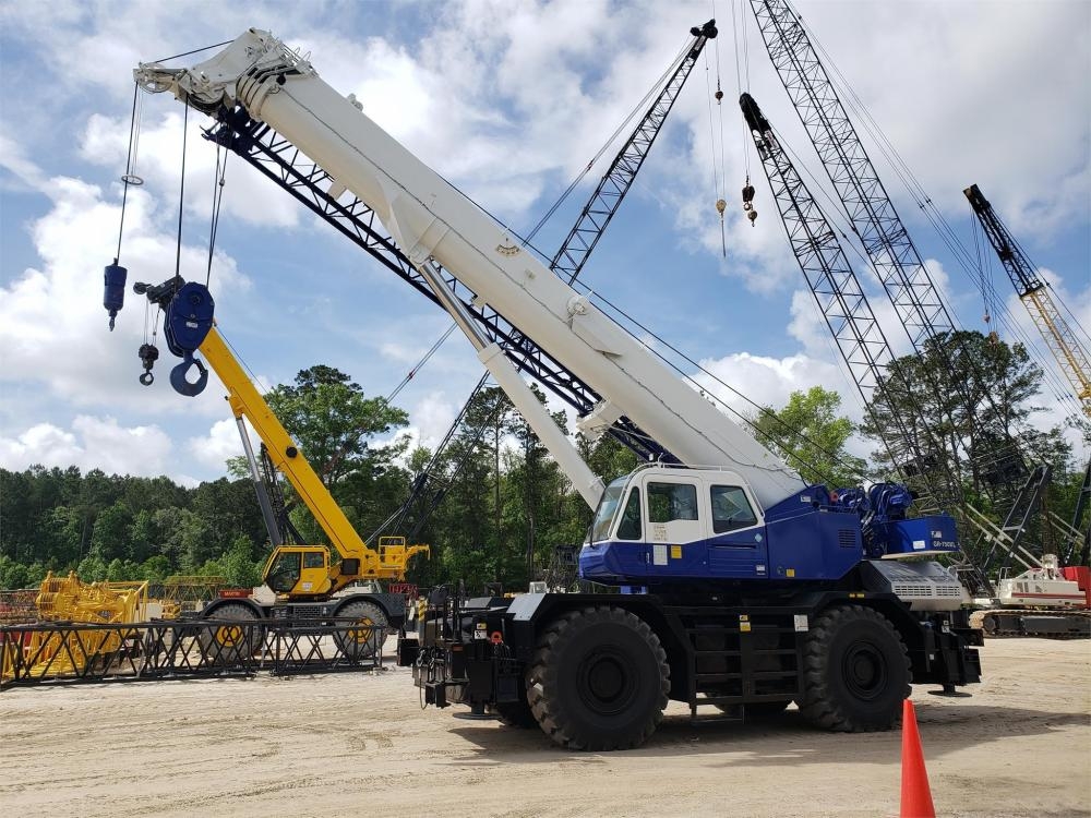 Detail photo of 2020 Tadano GR-750XL from Construction Equipment Guide