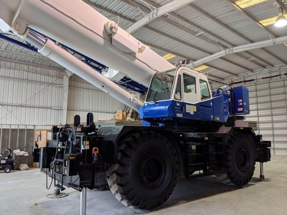 Detail photo of 2012 Tadano GR-1000XL-2 from Construction Equipment Guide