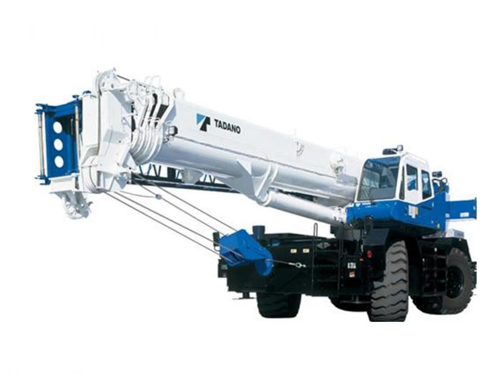 Detail photo of 2019 Tadano GR-750XL-3 from Construction Equipment Guide