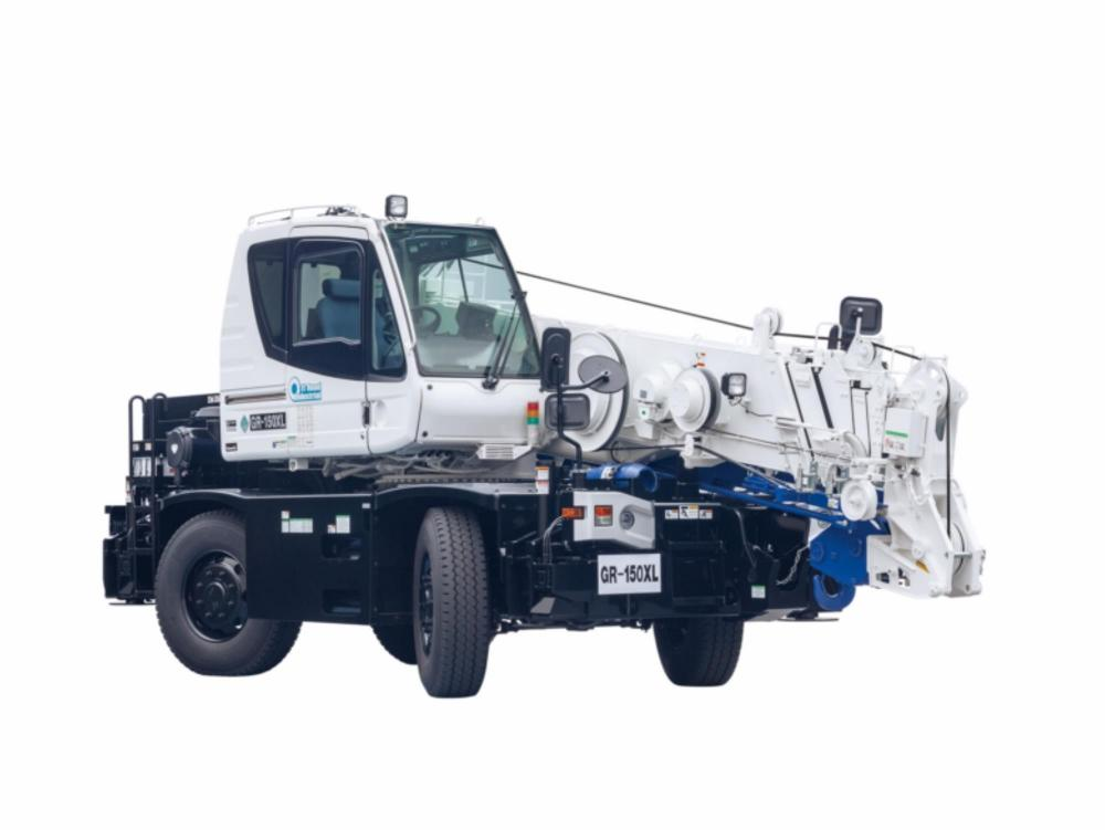 Detail photo of 2019 Tadano GR-150XL-3 from Construction Equipment Guide