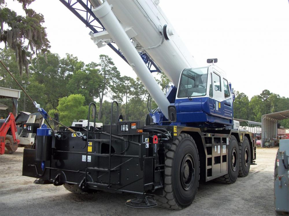 Detail photo of 2016 Tadano GR-1600XL-3 from Construction Equipment Guide