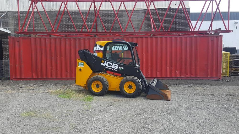 Detail photo of 2016 JCB 260 from Construction Equipment Guide