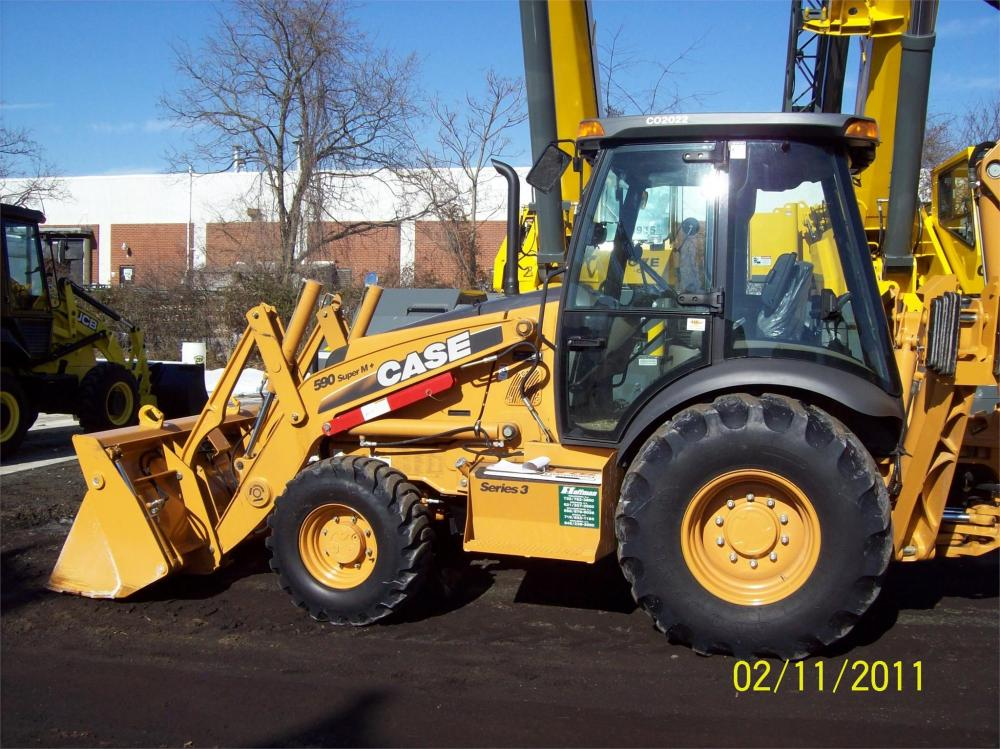 Detail photo of 2010 Case 580N from Construction Equipment Guide