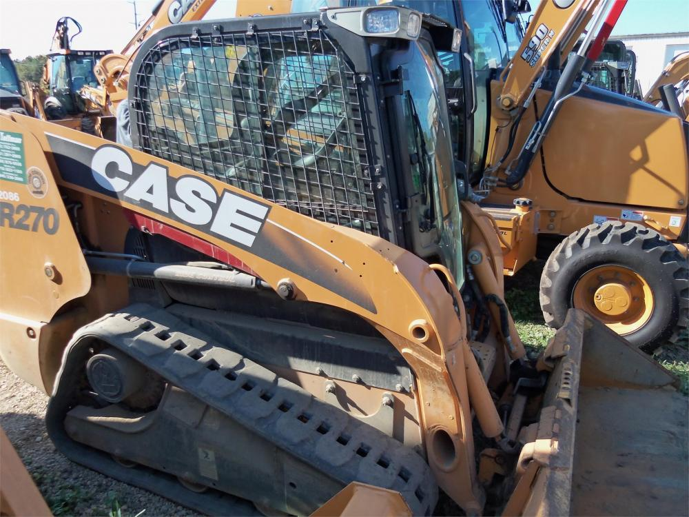 Detail photo of 2011 Case TR270 from Construction Equipment Guide