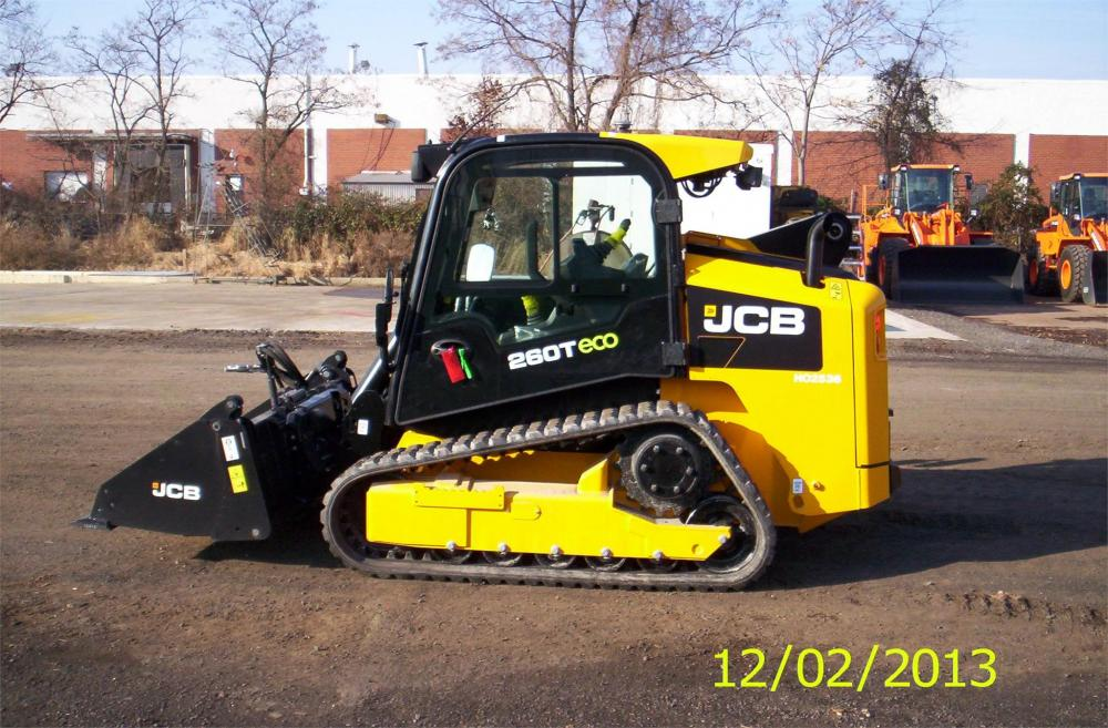 Detail photo of 2014 JCB 260T from Construction Equipment Guide
