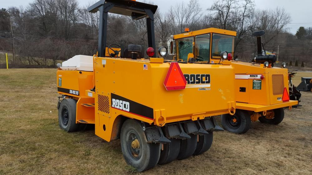 Detail photo of 2014 Rosco TRU-PAC 915 from Construction Equipment Guide