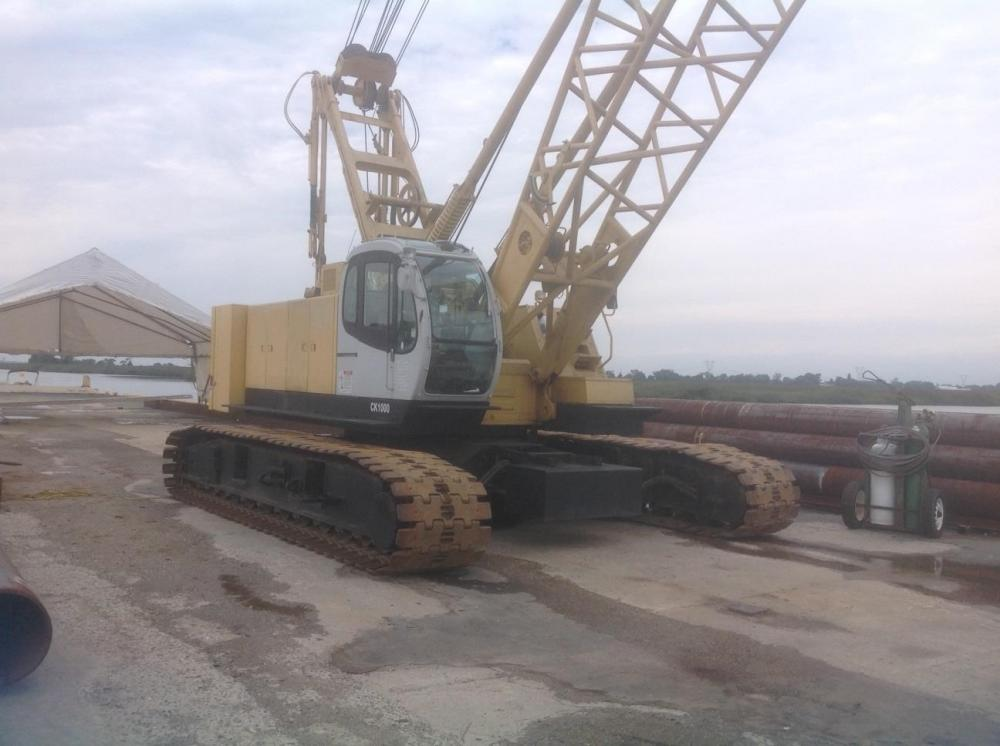 Detail photo of  Kobelco CK1000 from Construction Equipment Guide