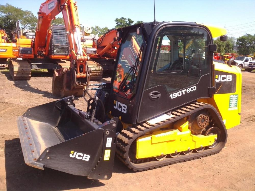 Detail photo of 2014 JCB 190T from Construction Equipment Guide