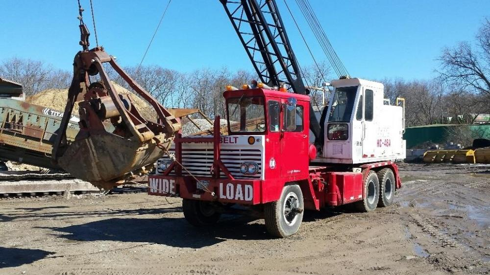 Detail photo of 1978 Link-Belt HC-48A from Construction Equipment Guide
