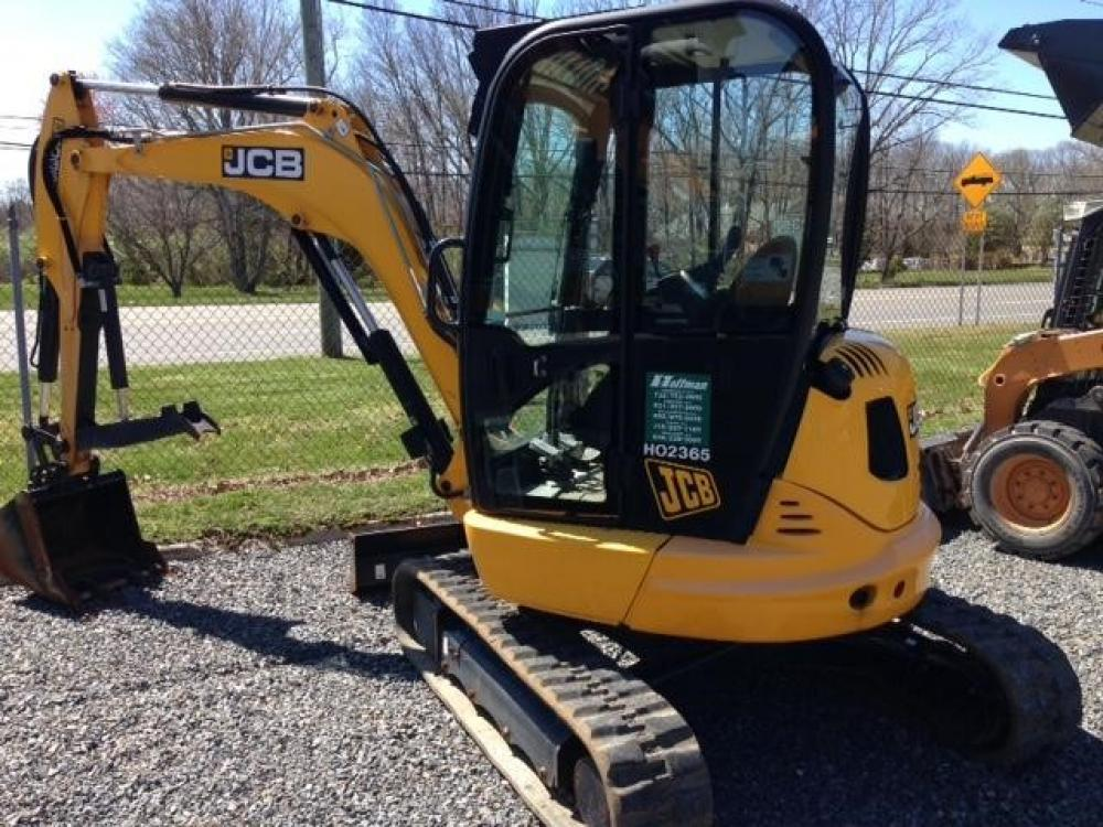 Detail photo of 2012 JCB 8035ZTS from Construction Equipment Guide