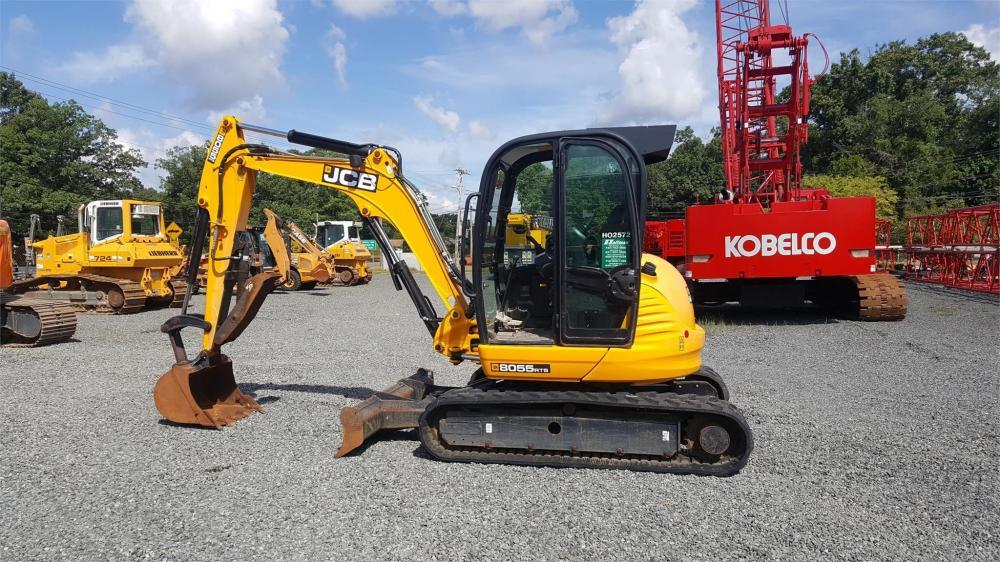 Detail photo of 2014 JCB 8055 RTS from Construction Equipment Guide