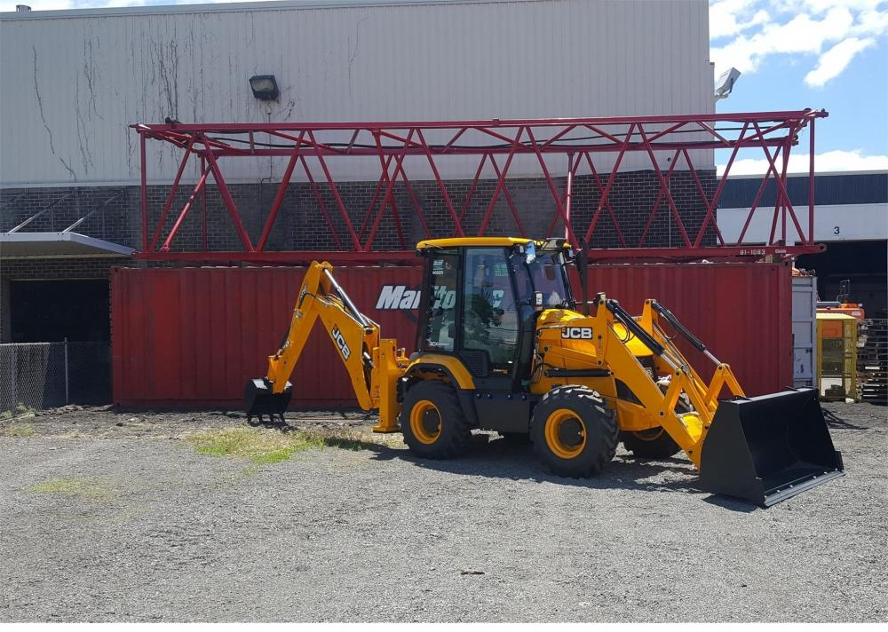 Detail photo of 2018 JCB 3CX 12 from Construction Equipment Guide